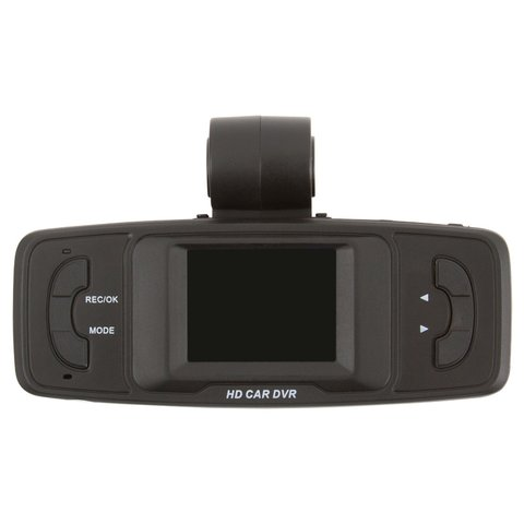 Автовидеорегистратор на 2 камеры Globex GU-DVH002 Превью 3