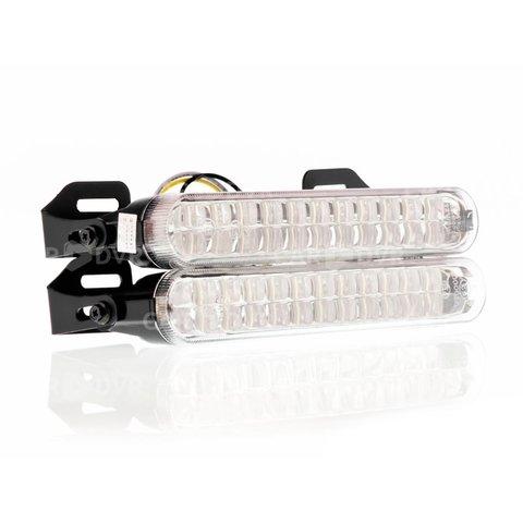 Дневные ходовые огни. Лампы дневного света DRL 160P24 Превью 1