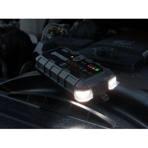 Пускозарядное устройство для автомобильного аккумулятора GB40 Превью 5