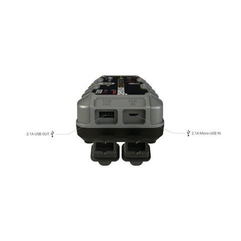 Пускозарядное устройство для автомобильного аккумулятора GB40 Превью 1