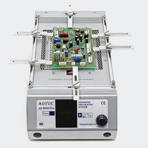 Кварцевый инфракрасный преднагреватель AOYUE Int 853A (220 В) - Просмотр 2
