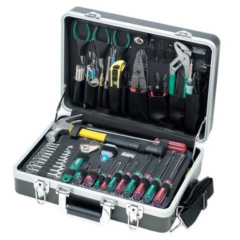 Большой набор монтажных инструментов Pro'sKit 1PK-850B (220 В) Превью 1
