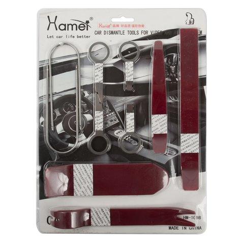 Набір інструментів для знімання обшивки 10 шт – поліуретан Прев'ю 1