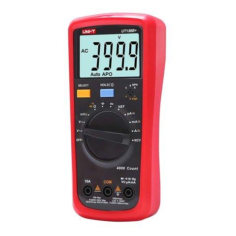 Цифровий мультиметр UNI-T UTM 1136B+ (UT136B+) Прев'ю 1