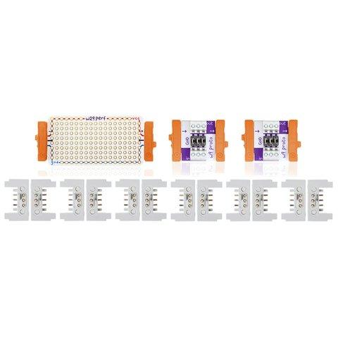 Конструктор LittleBits Набор для разработчиков - /*Photo|product*/