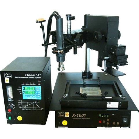 BOKAR X-FineRework-SP2-AL-IL; SMT Rework System Preview 1
