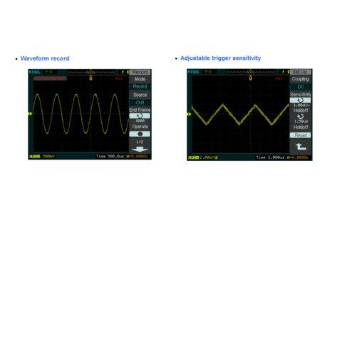 Цифровой осциллограф смешанных сигналов RIGOL DS1052D - Просмотр 7