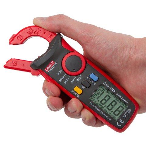 Digital Clamp Meter UNI-T UT210B Preview 2
